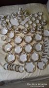 Winterling Kirchenlamitz Bavaria porcelán étkészlet 85 db