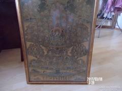 Tibeti thangka