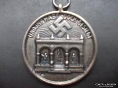 Német birodalmi náci kitüntetés 1 Ft-ról