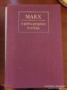Történelmi klasszikus: Marx: A gothai program kritikája