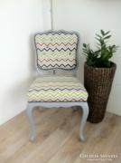Felújított neobarokk szék (két db van belőle)