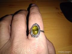 Mohaborostyán gyűrű