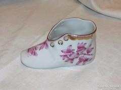 Herendi porcelán cipő jubileumi kiadás