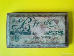 Antik BIRCO festék párna bélyegző párna