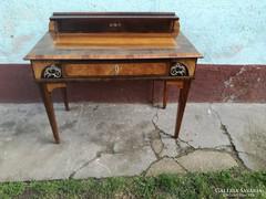 Ónémet íróasztal ( ingyenes szállítás )