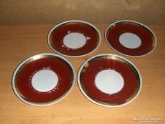 Hollóházi porcelán csésze alátét (s)