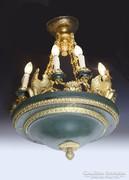 XIX. századi empire csillár