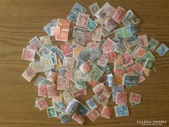 Közel 200 db PERFIN bélyeg!