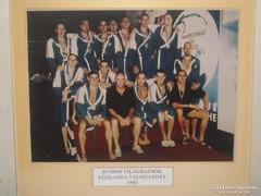 Világbajnok vizilabda válogatott,1995.