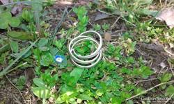 3 részes 925-ös jelzett ezüstgyűrű ezüst gyűrű