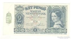 2 pengő 1940 aUNC