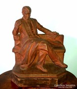 Kisfaludi Strobl Zsigmond - Ady Endre szobor