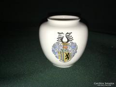 Metzler&Ortloff német porcelán váza Karl Marx Stadt