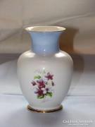 Hollóházi ibolyás  /1831 sz./ váza