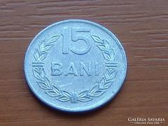 ROMÁNIA 15 BANI 1975