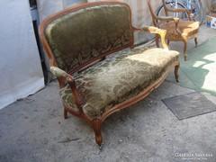 Antik kanapé  150cm
