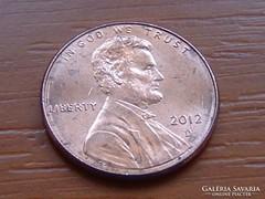 USA 1 CENT 2012 / D