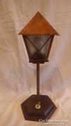 Asztali kandeláber lámpa