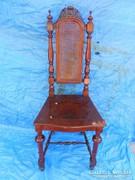 Ónémet szék.1890 körül.Íróasztalszék.