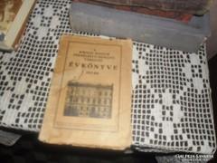 A KIRÁLYI MAGYAR TERMÉSZETTUDOMÁNYI TÁRSULAT 1927-RE
