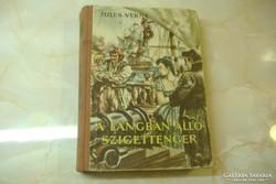 Jules Verne: A lángban álló szigettenger, 1961