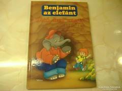 Benjamin az elefánt. Ottó, hol vagy? Elfie Donnelly