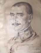 Senyei József : Portré 1916