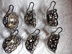 WMF ezüstözött teáskészlet