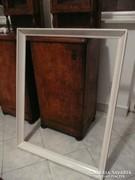 Antik Art Deco vágható nagy képkeret  86*67 (80*62)cm