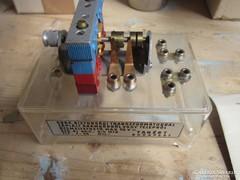 """Retro generátor modell  """" TANÉRT """" 1974"""