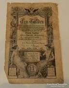 1 Gulden 1868/2
