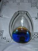 Különleges muránói üveg váza
