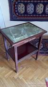 Magyar art deco asztalka