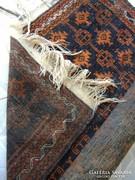 Antik afgán Balouch szőnyeg