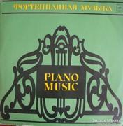 Szjatoszlav Richter-Zongoraművek