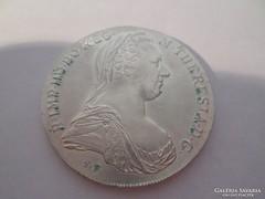 1780 Mária Terézia ezüst tallér
