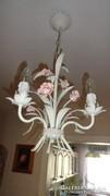 Florentin 3 égős rózsás csillár