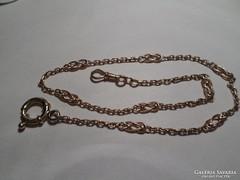 Antik arany lánc