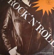 Rock 'N' Roll bakelit lemez