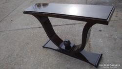 Art  Deco  konzolasztal