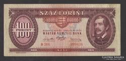 100 forint 1947.  NAGYON SZÉP BANKJEGY !!!