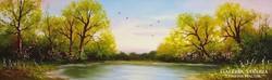 A tónál Obermayer festmény