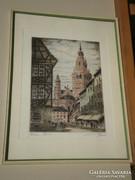 Olvashatatlan (20.sz.2. fele) - Mainzi dóm
