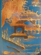 Kézzel festett tradicionális kínai komód! Rendkívüli áron.