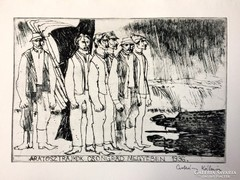 Csohány Kálmán: Aratósztrájkok Csongrád megyében 1936