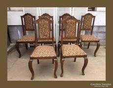 6db étkező szék
