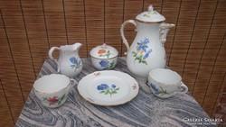 Meisseni porcelán teás
