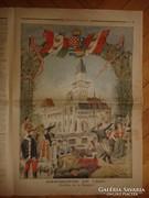 Le Petit Journal. 1900-as világkiállítás Magyar pavilonjával