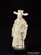 Japán miniatűr szobor.1