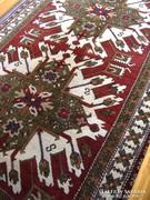 Régi keleti kézi csomózású szőnyeg
